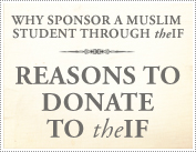 Reasons to donate to theIF